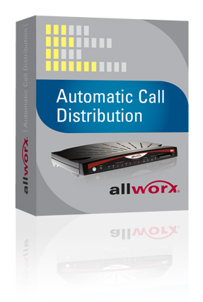 Allworx Automoatic Call Distribution Software