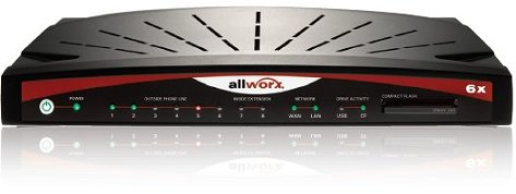 Allworx Business Phone System 6X