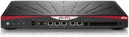 Allworx Business Phone System 48x